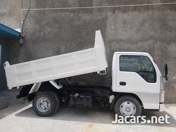 ISUZU ELF DUMP 3.0ton Truck-4