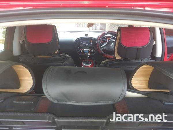 Nissan Juke 1,6L 2014-9