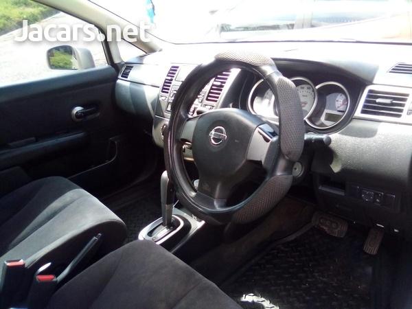 Nissan Tiida 1,3L 2012-10