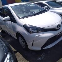 Toyota Vitz 1,5L 2016