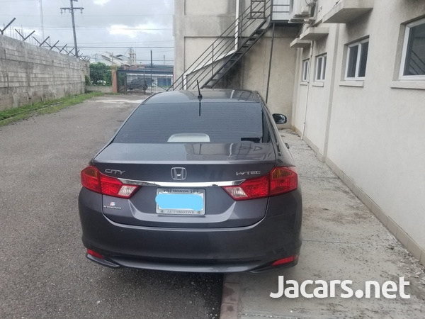 Honda City 1,5L 2014-4