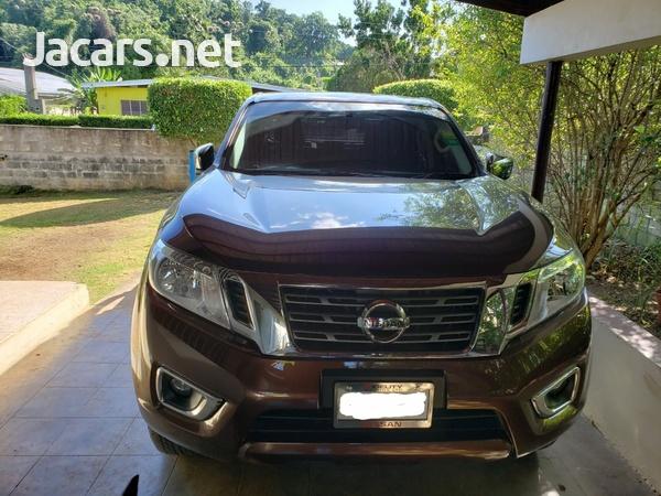 Nissan Frontier 2,5L 2020-5
