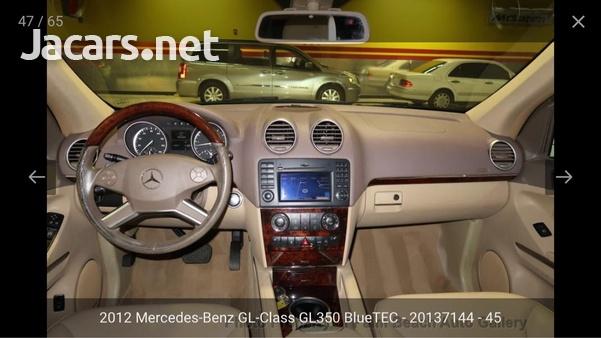 Mercedes-Benz GL-Class 3,0L 2012-6