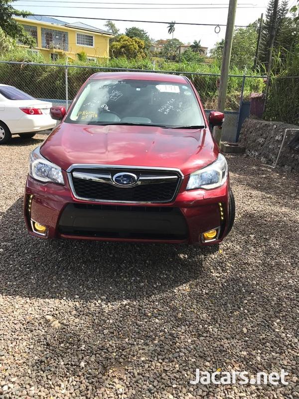 Subaru Forester 2,0L 2013-2
