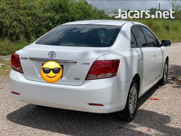 Toyota Allion 2,0L 2010-5