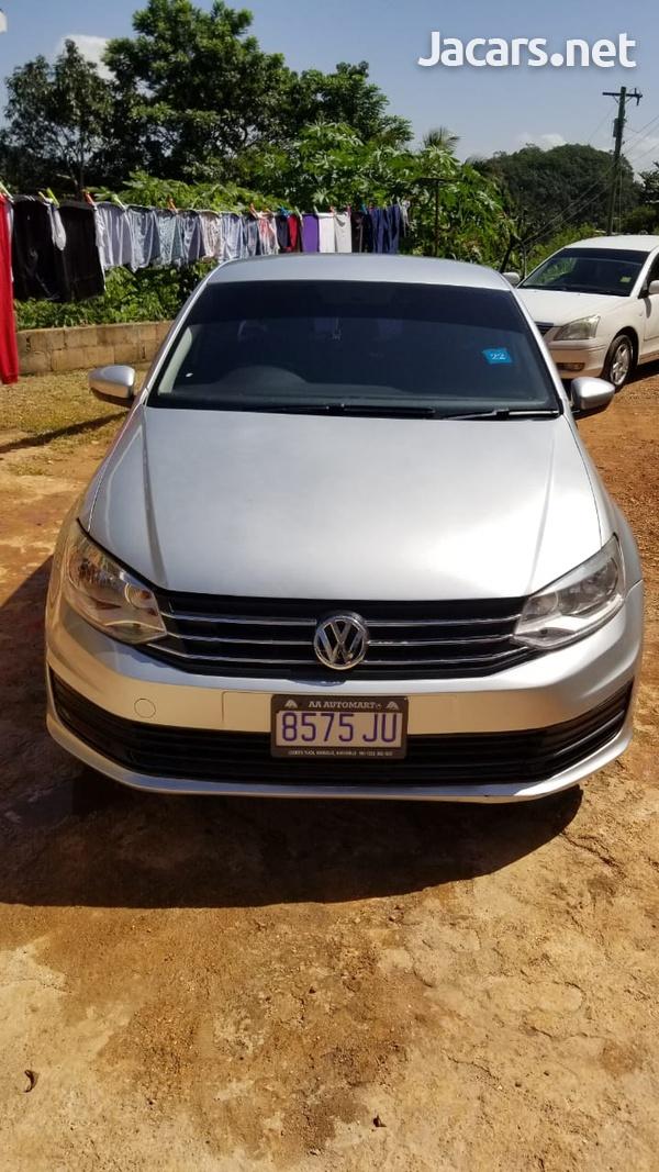 Volkswagen Polo 1,6L 2017-7