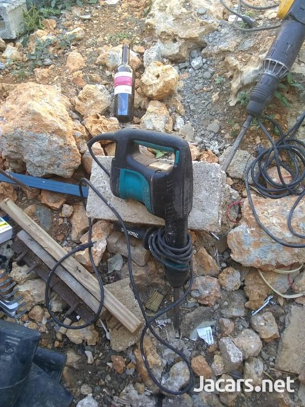 Jackhammer/ hilti rental 3 sizes-3