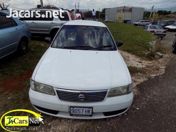 Nissan Sunny 1,5L 2003-1