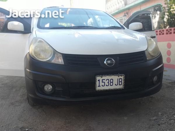 Nissan AD Wagon 1,6L 2013-6