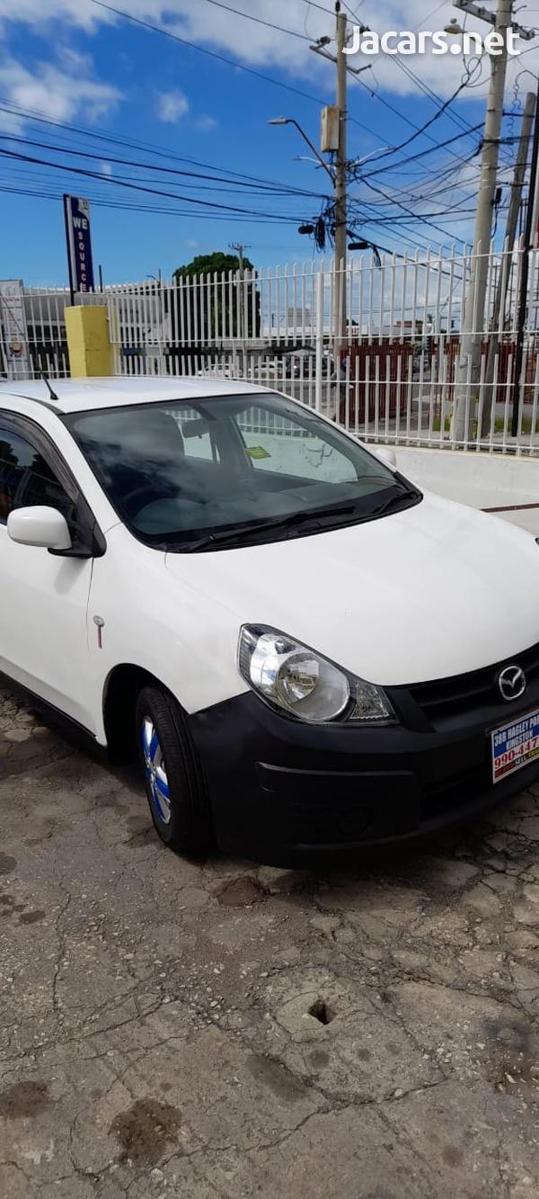 Mazda Familia 1,5L 2012-3