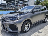 Toyota Harrier 2,0L 2016