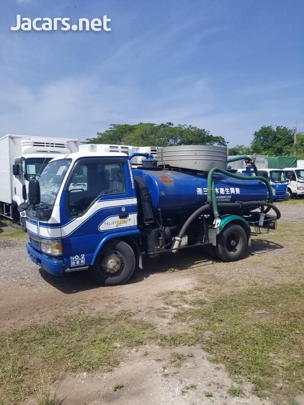 2004 Izusu Elf Truck-1
