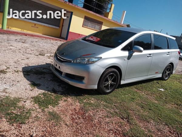Toyota Wish 1,8L 2013-12
