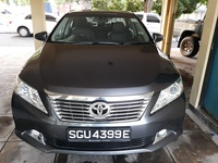 Toyota Camry 2,0L 2014