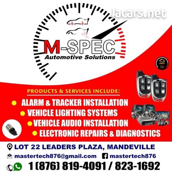 M-SPEC AUTOMOTIVE SOLUTIONS