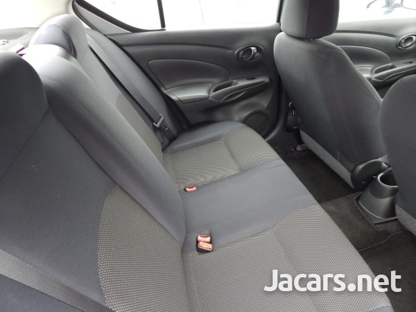 Nissan Latio 1,5L 2013-5