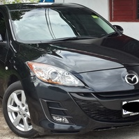 Mazda 3 2,0L 2010