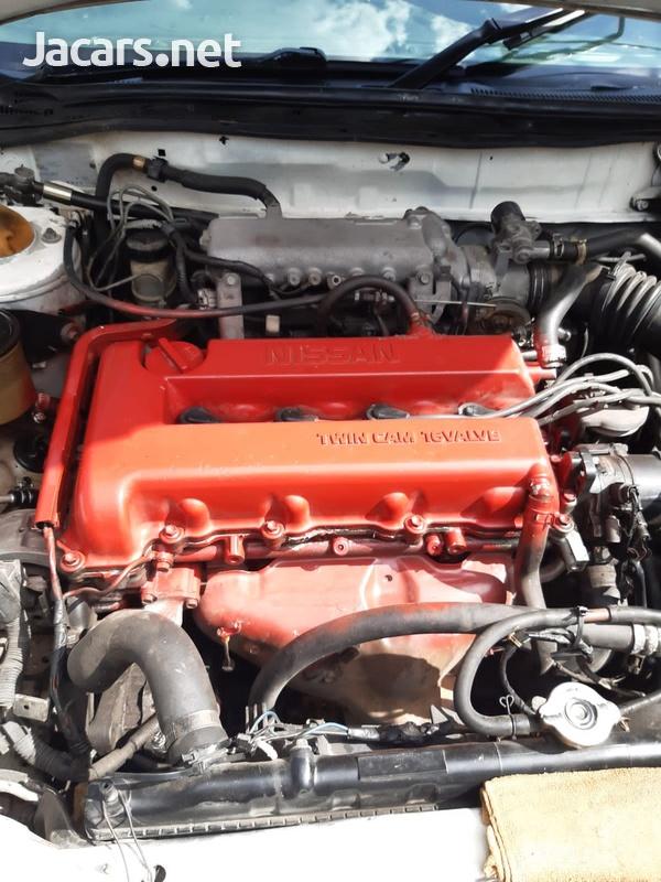Nissan Bluebird 1,8L 2001-8