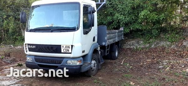 2006 DAF 7.5T Tipper Truck-3