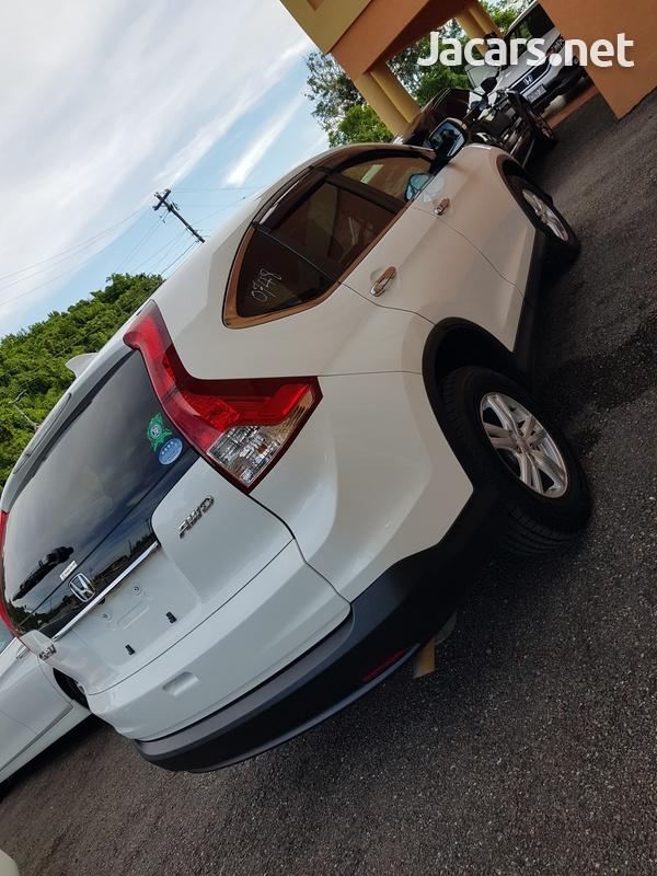Honda CR-V 2,4L 2014-10