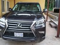 Lexus GX 4,6L 2016