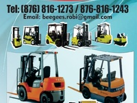 Forklift Rentals and Repairs