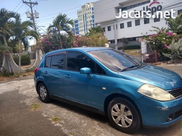 Nissan Tiida 1,6L 2006-2
