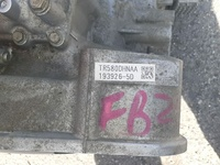 2014 Subaru Exiga 2.5L FB25 DOHC Automatic Transmission