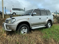 Toyota Prado 2,5L 2001