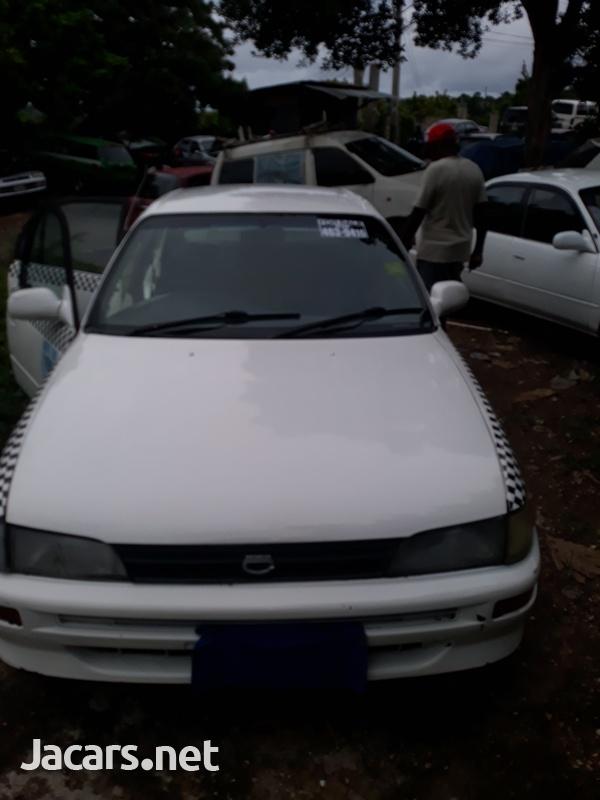 Toyota Corolla 1,5L 1992-8