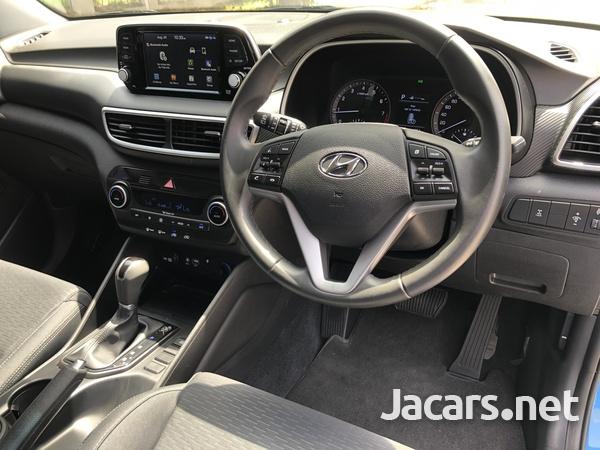 Hyundai Tucson 2,0L 2020-8