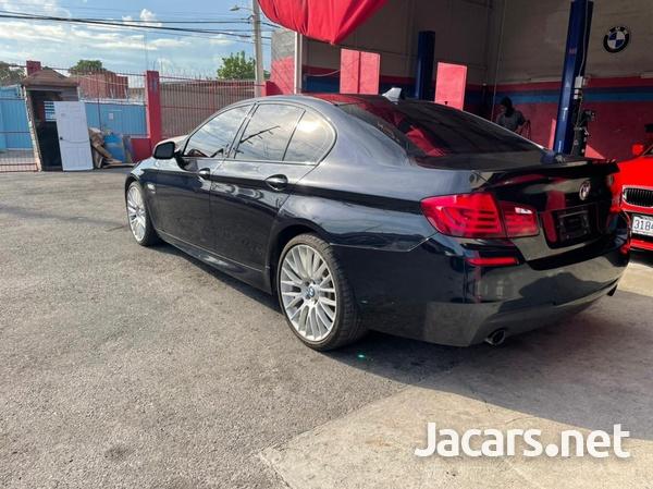 BMW 5-Series 3,5L 2011-3