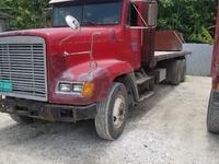 1989 Freightliner FLD 120 Flatbed Truck