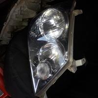 Toyota Fortune headlight