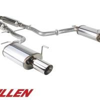 Stillen Axle back double mufflers