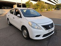 Nissan Latio 0,4L 2014