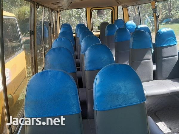 2004 Toyota Coaster Bus-3