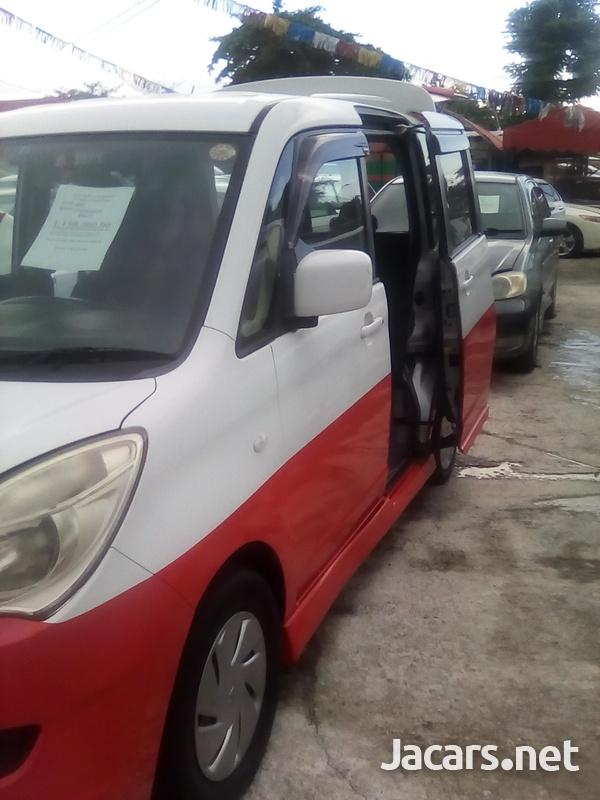 Suzuki Solio 1,2L 2013-2