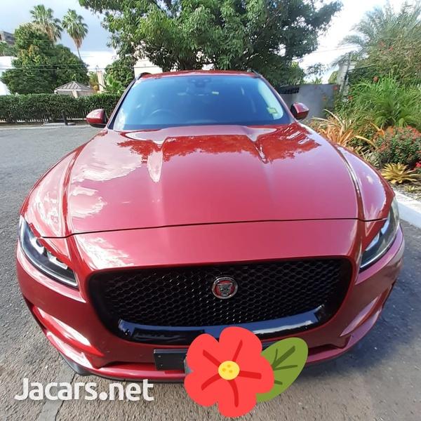 Jaguar F-Pace 2,0L 2018-1
