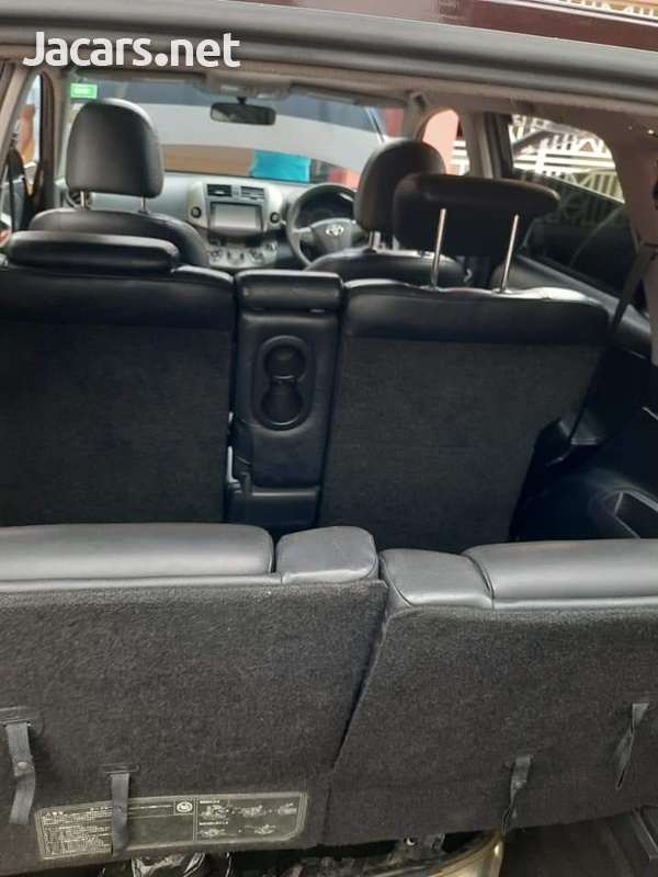 Toyota Vanguard 2,2L 2012-6