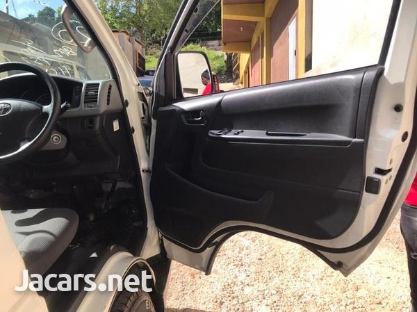 Toyota Hiace 3,0L 2012-11