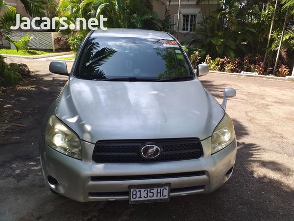 Toyota RAV4 1,8L 2008-7