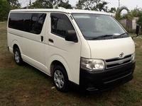 2011 Hiace / Regiusace Gas Bus