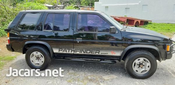 Nissan Pathfinder 3,0L 1991-7
