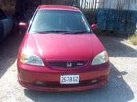 Honda Civic 0,4L 2001