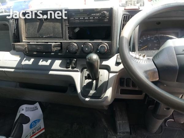 Mitsubishi Canter Truck 2011-4
