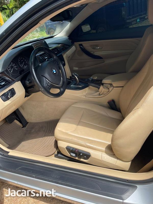 BMW 4-Series 2,5L 2014-14