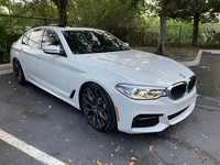 BMW 5-Series 2,0L 2017