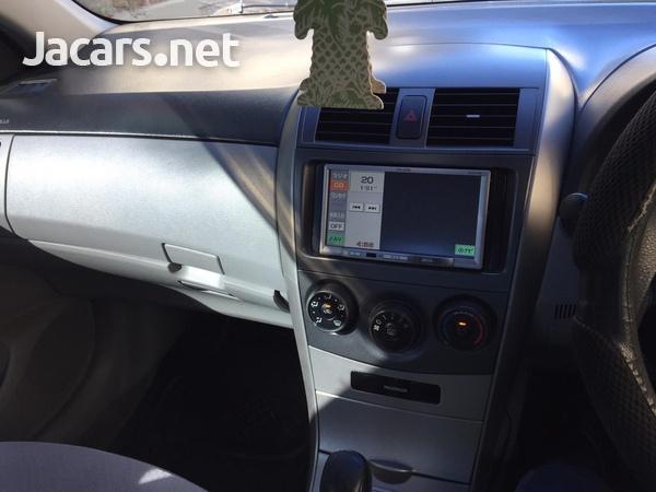Toyota Axio 1,7L 2010-7