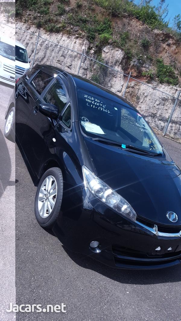 Toyota Wish 1,7L 2010-2